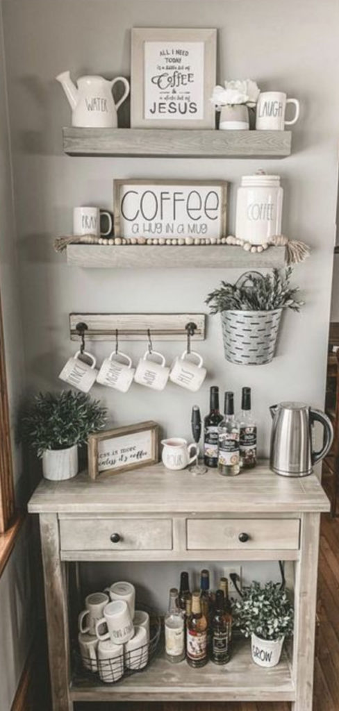 DIY Coffee Station Ideas - Build The Most Awesome Home ... on coffee house kitchen design ideas, kitchen fridge ideas, kitchen coffee center ideas, kitchen decor coffee house, coffee themed kitchen ideas, coffee bar ideas, kitchen wine station, kitchen couch ideas, kitchen buffet ideas, kitchen bookshelf ideas, kitchen baking station, kitchen library ideas, kitchen beverage station, martha stewart kitchen ideas, country living 500 kitchen ideas, great kitchen ideas, kitchen bathroom ideas, kitchen designs country living, coffee break set up ideas, kitchen cabinets,